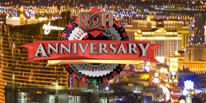 ring of honor 17th anniversary show full card start time